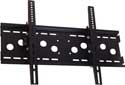 Lorenzo Porsche Carbon Black Easy Installation Ultra Slim Flat Panel LCD TV Wall Mount Bracket with Tilt up to 55""