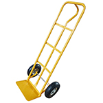 600LB HEAVY DUTY SACK TRUCK INDUSTRIAL HAND TROLLEY NEW